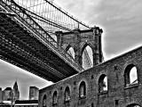 Under The Bridge B+W