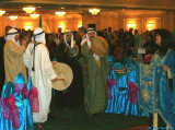 Iraqi Wedding Procession