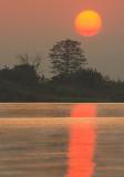 Sunset Si Phan Don