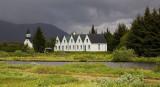 Þingvellir í júlí 2006