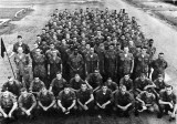 Members of the 605th