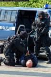 Counterterrorist police unit demonstration (2006)