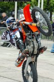 Flying motorbikes (2006)