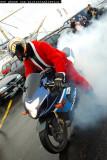 Santas on motorbikes (2006)
