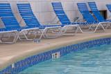 Pool in Blue