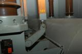 Ställverket bottenplan - manöverarm för frånskiljare