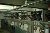 Ställverket bottenplan 6 kV
