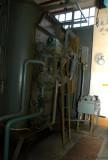 Transformator - oljepump
