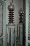 Ställverket  2 tr -kabelgenomföringar för T6