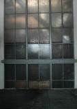Fönster in mot P12 från matarvattenbyggnaden