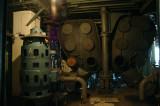 Kondensorkällaren - pump  o. kondensor för turbin G6