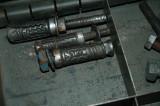 Förråd kondensorkällaren - expanderbultar