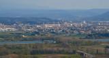 le Rhône à Montélimar