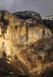 le col de Rousset, janvier 2007