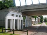 Nieuwe Pekela - Viaduct art