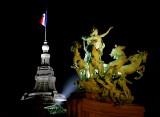 At the Grand Palais