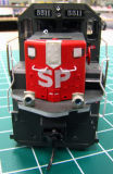 Tutorial for adding nose-mounted signal lights (or blanking plates) to an EMD hood unit
