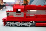 Allan Gilbert's Trona SD45-2