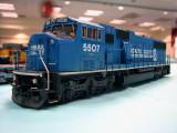 Tom Greis's Conrail SD60M