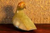 5 -- Serpentine -green bird