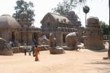 Mahabalipuram Rock Carving