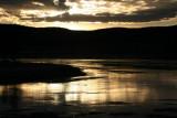 Sunrise Hayden Valley