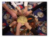 cheese fondue / Fondueplausch