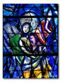 Jakobs-Fenster - Marc Chagall