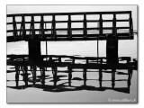 old footbridge / alter Steg