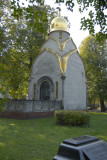 Novodevichy Convent / Burial-Vault Chapel of the Prokhorovs