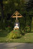 Novodevichy Cemetery: Jeltsin