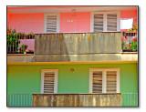Zadar balconies