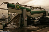 BP collapse