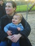 Beth holding Spencer8741