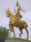 Art Museum - North Side Jeanne d'Arc4085