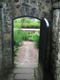 to the english garden