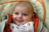 Lucie, deuxième mois
