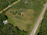 Flight around Parkland County, Alberta