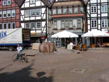Town square Rinteln.