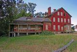 Camp Reynolds hospital (Courtesy Neil Mishalov)