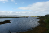 View of the loch from Dunvegan Castle, Isle of Skye
