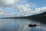 Loch Ness from Castle Urquhart