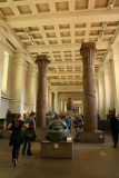Egyptian sculture gallery