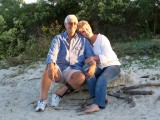 Destin '06 Jo Ann and Larry