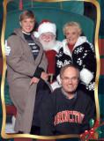 Paul Sisco w/sis Liz (CHS'64)  and Aunt Liz (CHS'45)