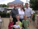 The Curt Crenshaw family