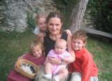 David Curlin's Family