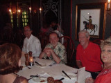 Stanley Engelberg, Larry Diamond, Raymond and Sara Buring.