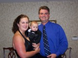 Amanda, Mstr. Hunt and Mark Solomon , Oct  7, 2007