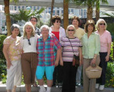 The Girlfriends Party in Vegas